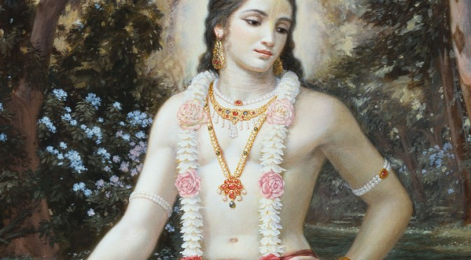 The Glories of Lord Balarama