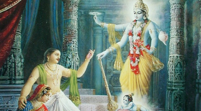 Getting the Most From Shri Krishna Janmashtami